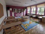 Odnowiono kolejne sale lekcyjne w szkole podstawowej